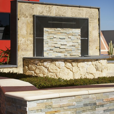 Various Natural Stone Cladding