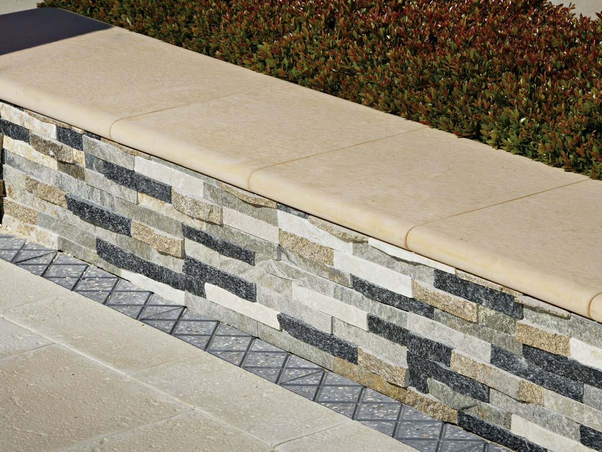 Safari Natural Stone Cladding