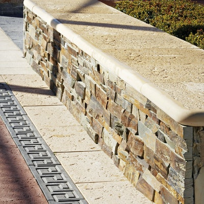 Rustic Natural Stone Cladding