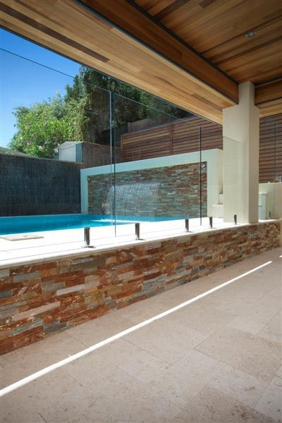Desert Natural Stone Cladding