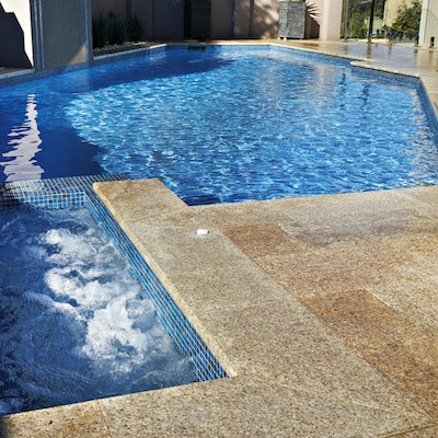 Goldfields - Limited Edition Granite Pavers