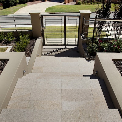 Bronze Granite Pavers