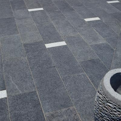 Black Granite Pavers