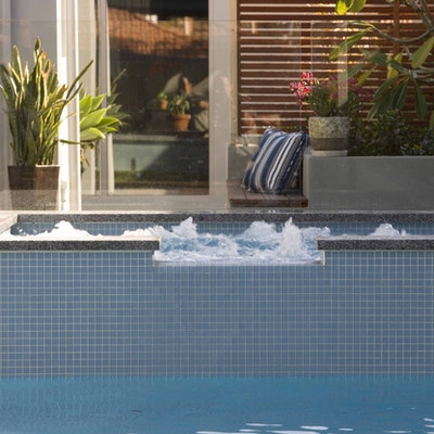 Empire Polished Squarenose Capping Pool Paving