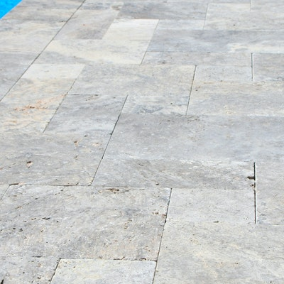 Atlantis Travertine French Pattern Pavers