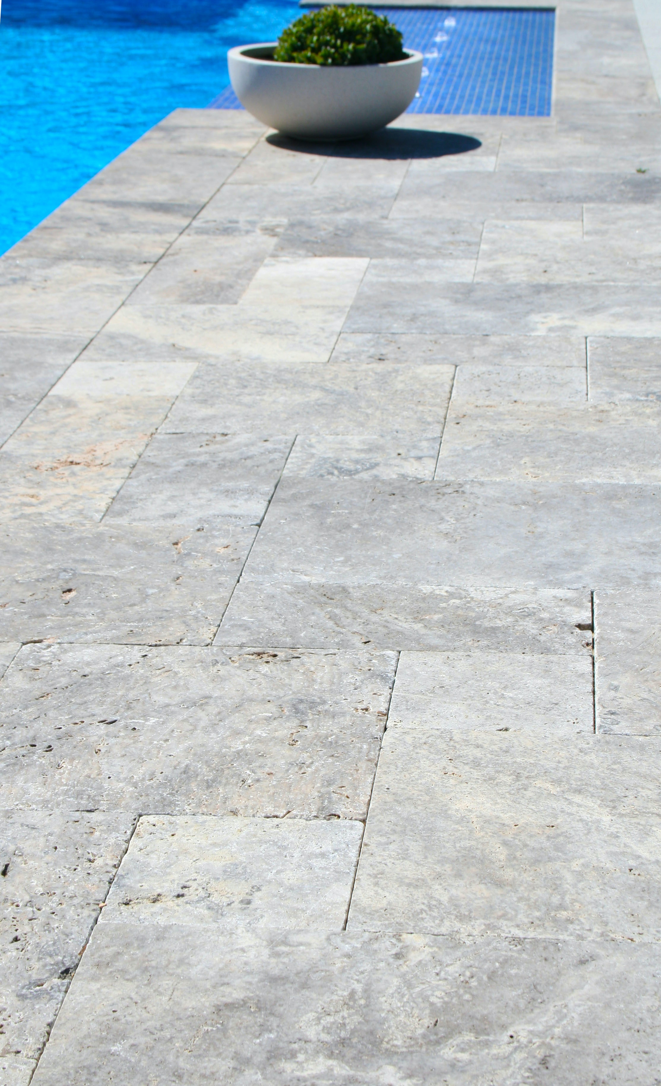 Ibiza Travertine Paving