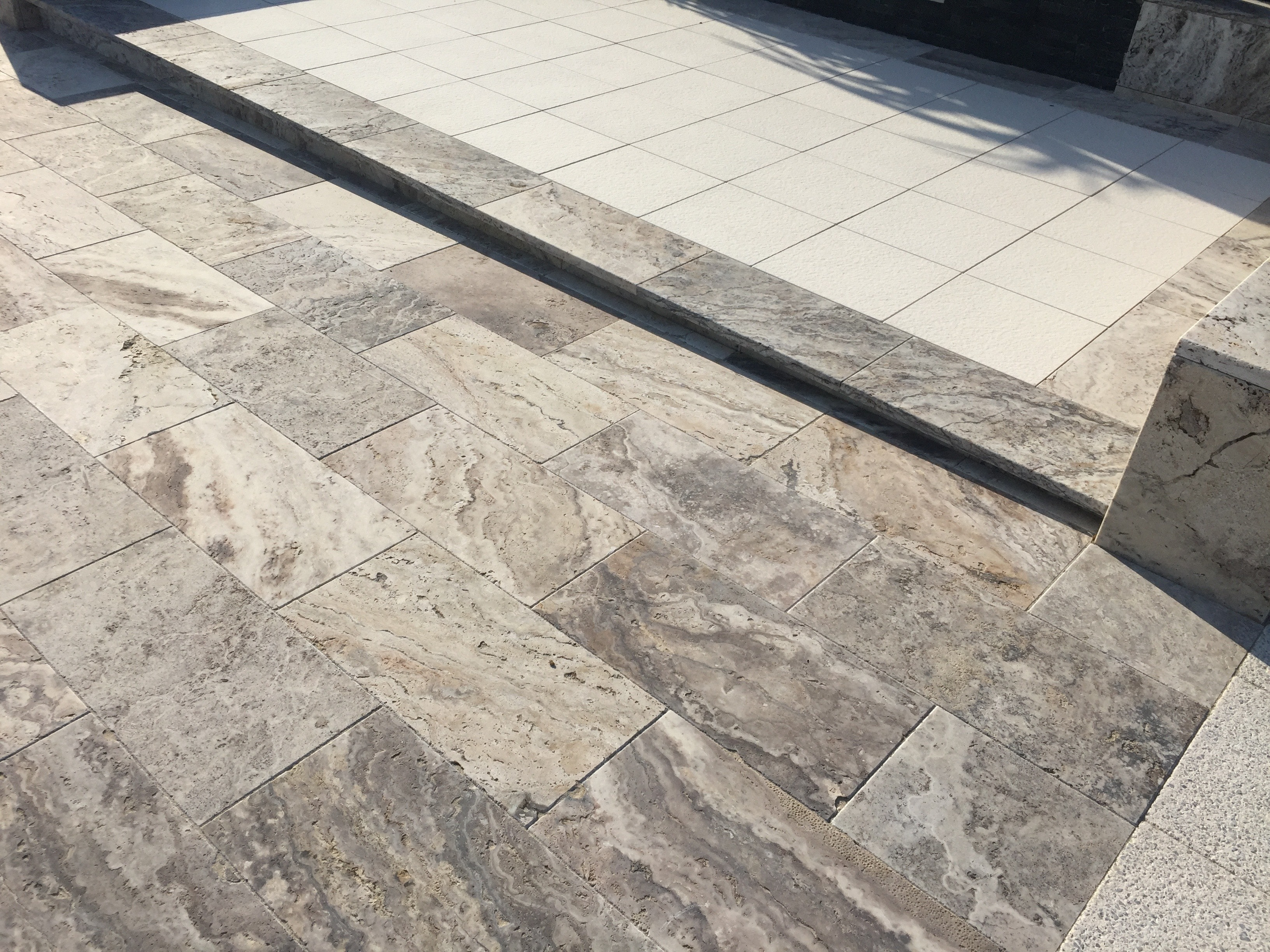 Ibiza Travertine Paving Perth