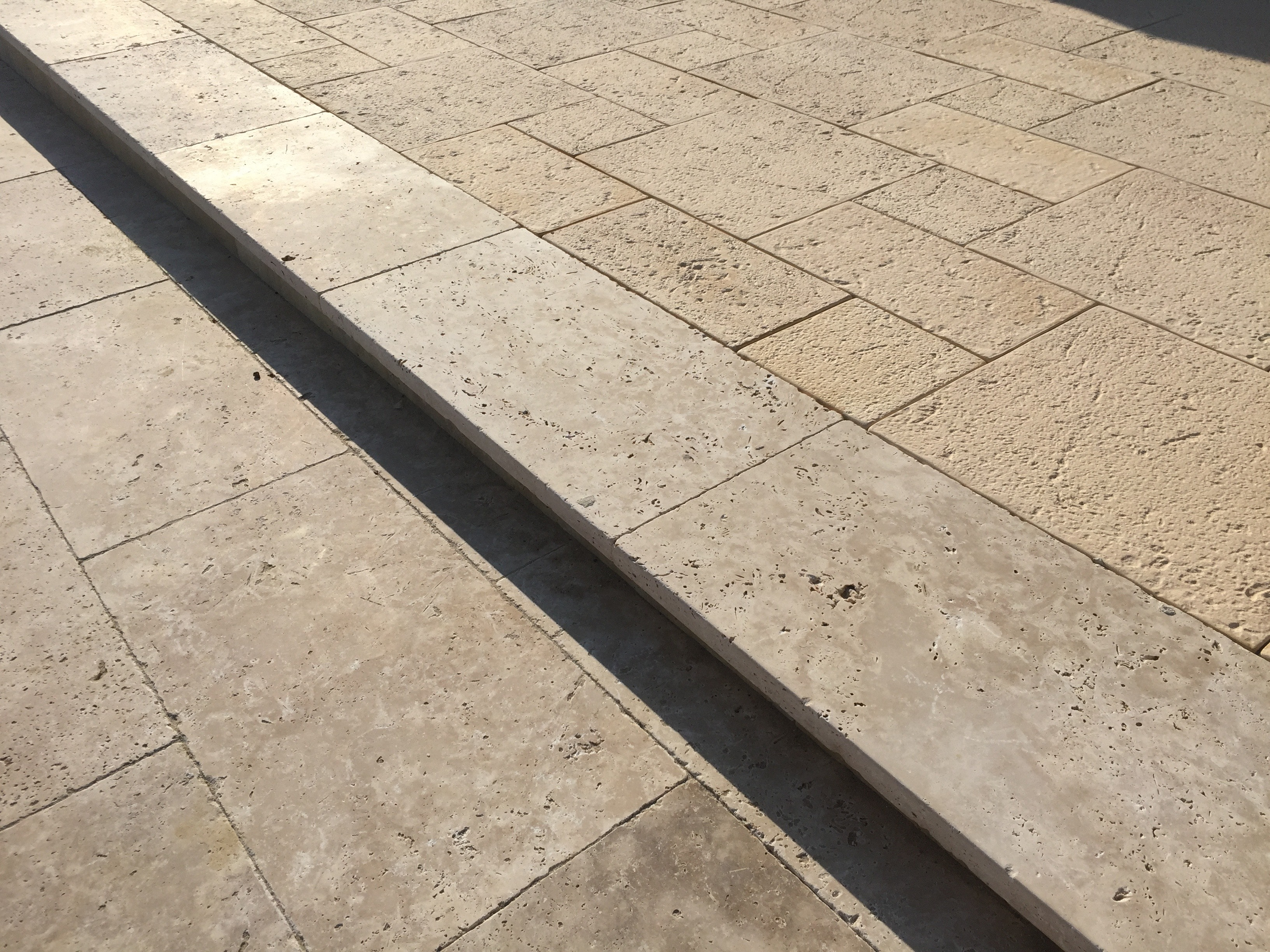 Roma Travertine Paving Perth