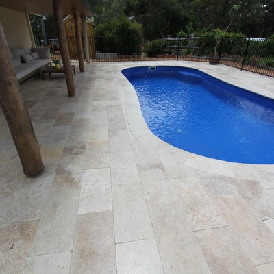 Primo Rectangle Pool Pavers