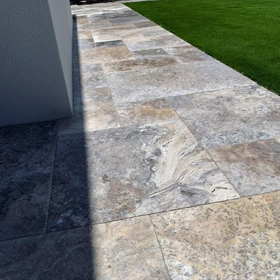 Atlantis Travertine Paving