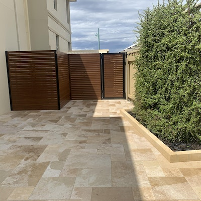 Primo Travertine Paving