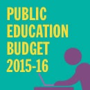 Public Education Budget 2015 - 2016