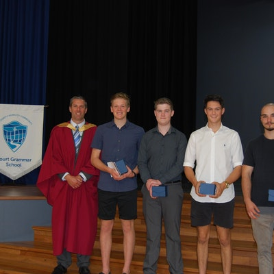 90's club - students who achieved over 90 in their ATAR score