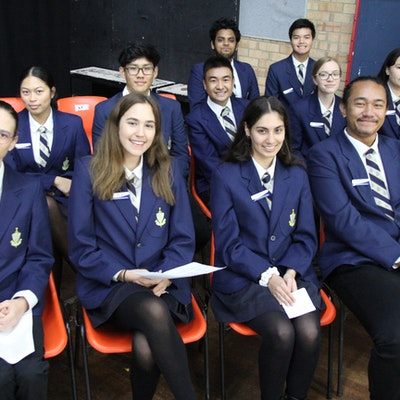 2020 Senior School Prefects