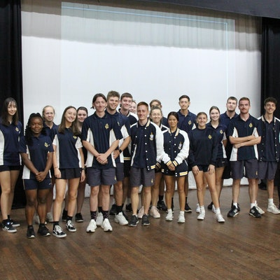 2020 House Captains, House Vice-Captains and Sports Captains