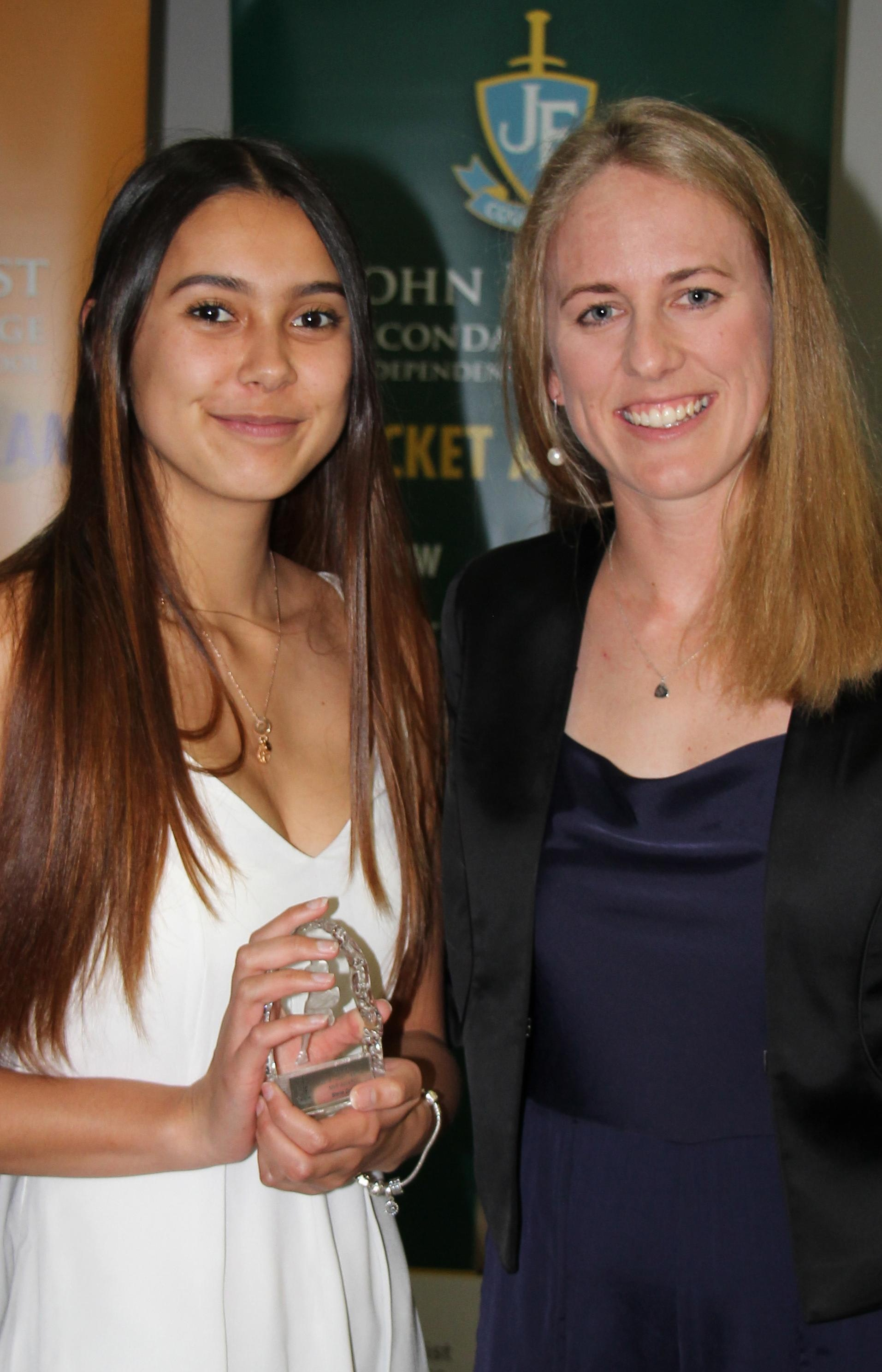 Most Valuable Netball Player Award