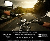 Black Dog Ride Across America - 18 cities, 65 riders