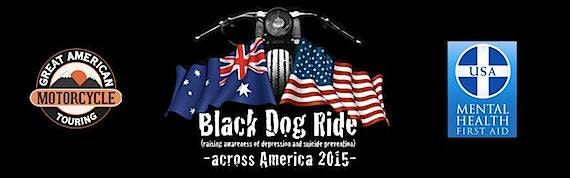 Black Dog Ride across America
