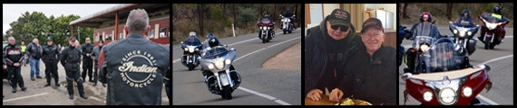 Ian Moss and Indian Motorcycle - Proudly Supporting Black Dog Ride