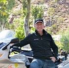 Black Dog Ride Founder Steve Andrews