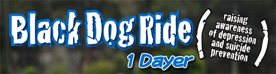Black Dog Ride 1 Dayer 2014