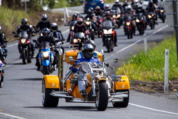 Black Dog Ride 1 Dayer Gold Coast