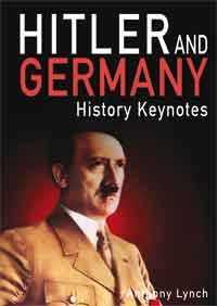 Hitler and Germany Front Cover
