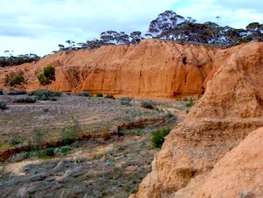 Burra, South Australia. Courtesy of the Burra Visitor and Information Centre