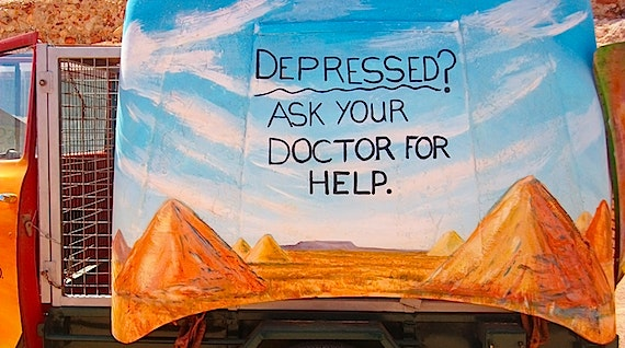 Depression Awareness in Coober Pedy