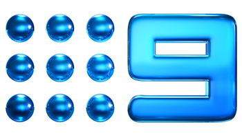 Channel 9 - Nine Network Australia logo