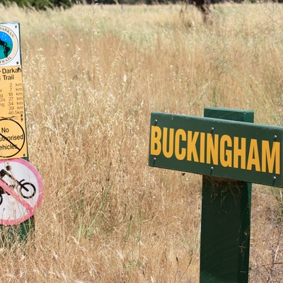 Buckingham Trail Head