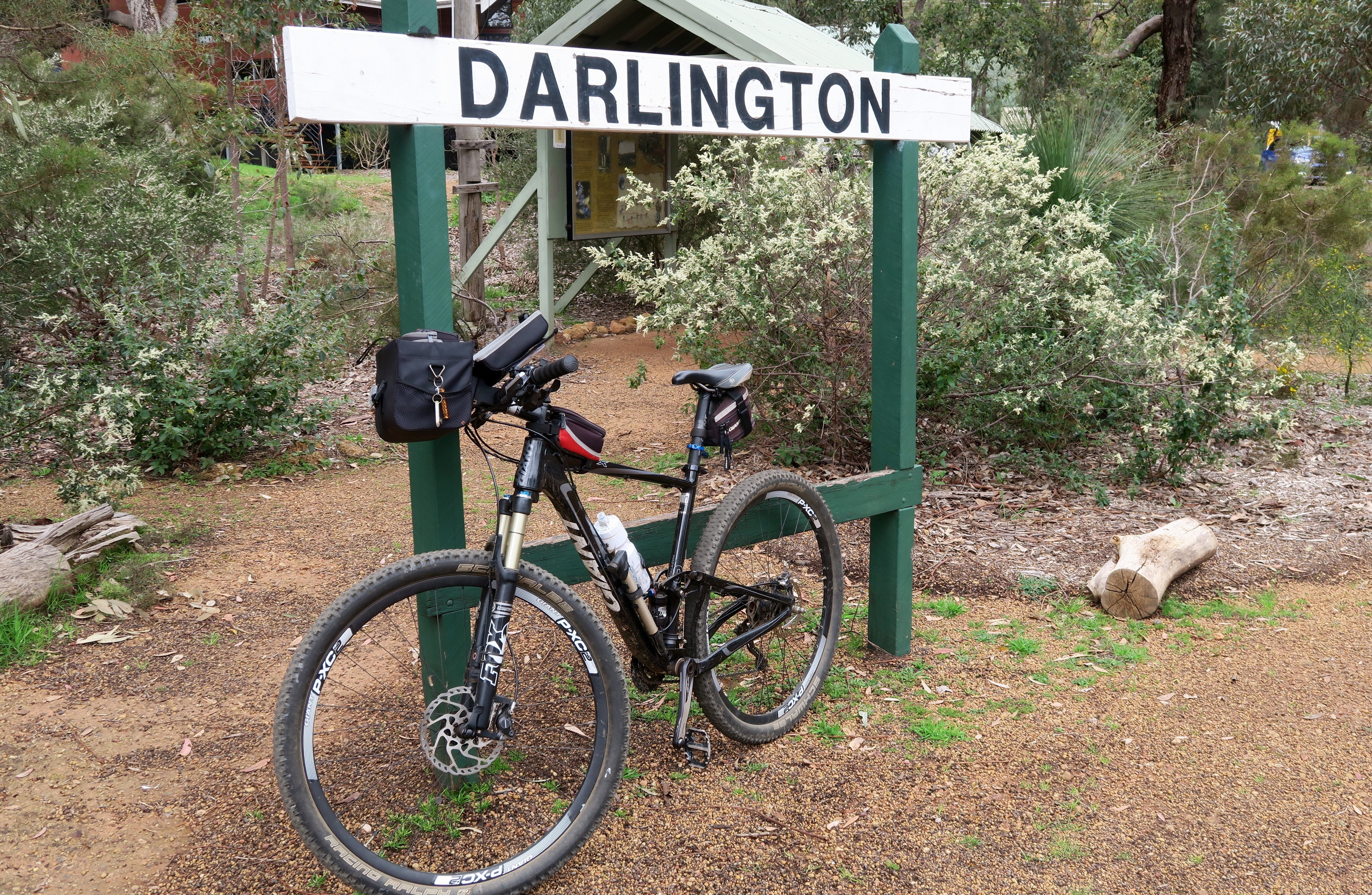 Darlington Station (Railway Reserves Heritage Trail)