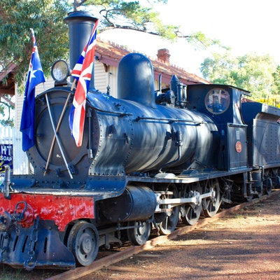 G118 at Kalamunda Historic Village