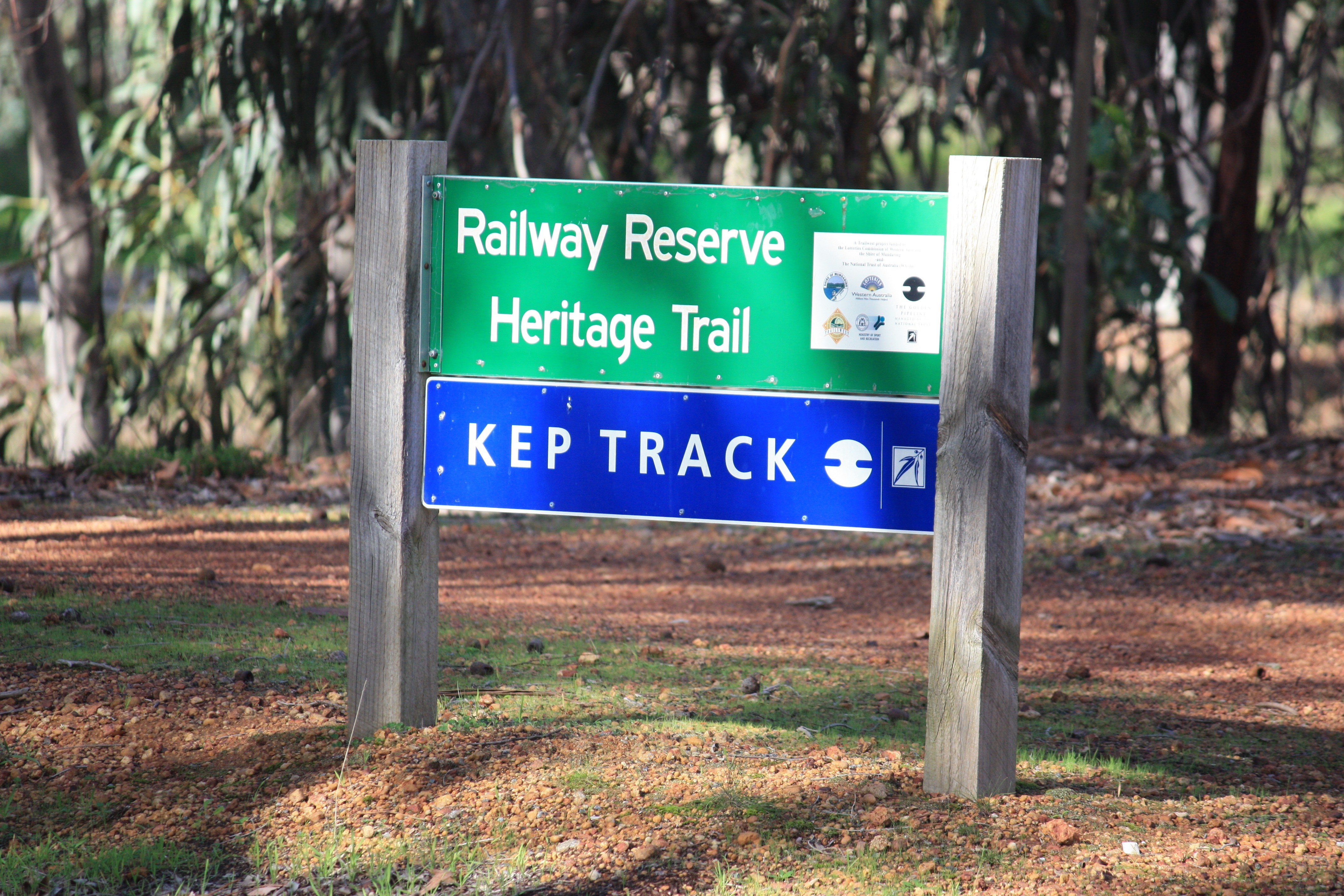 The Kep joins the Railway Heritage Trail
