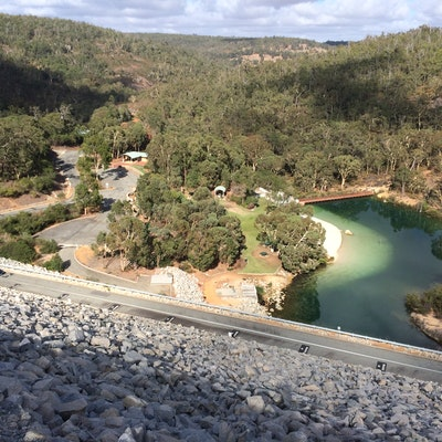 Dandalup Dam Recreational area