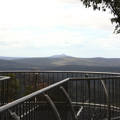 Mt Frankland Wilderness View