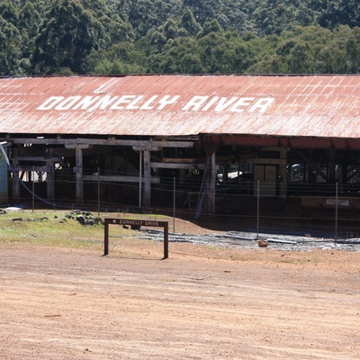 Donnelly River Mill