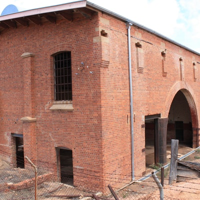 Old Merredin Pumping station