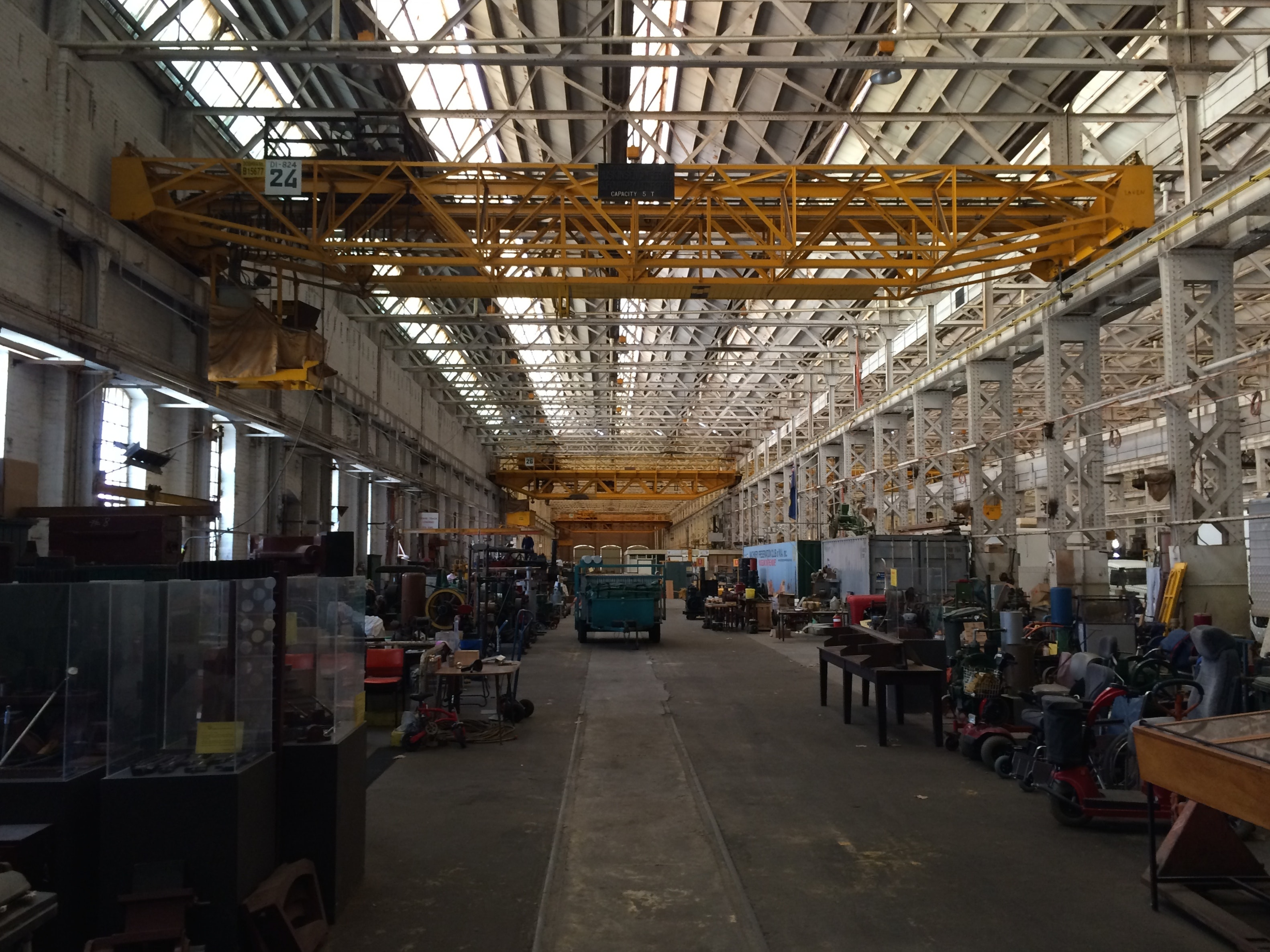 Midland Railway Workshops