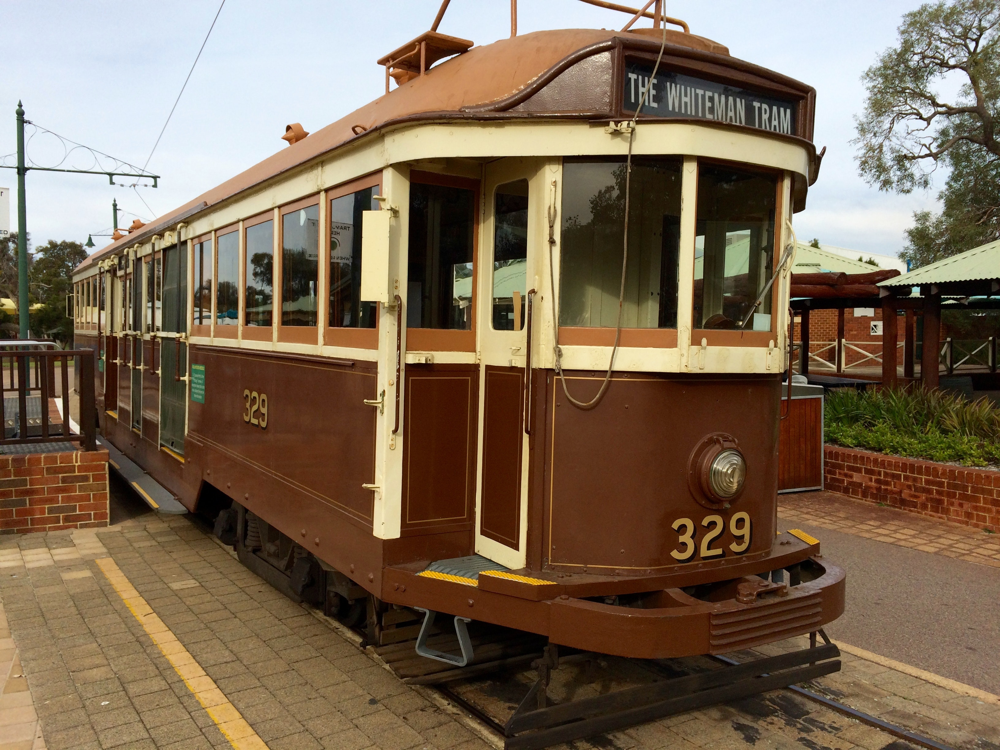 Old Perth tram, Whiteman Park