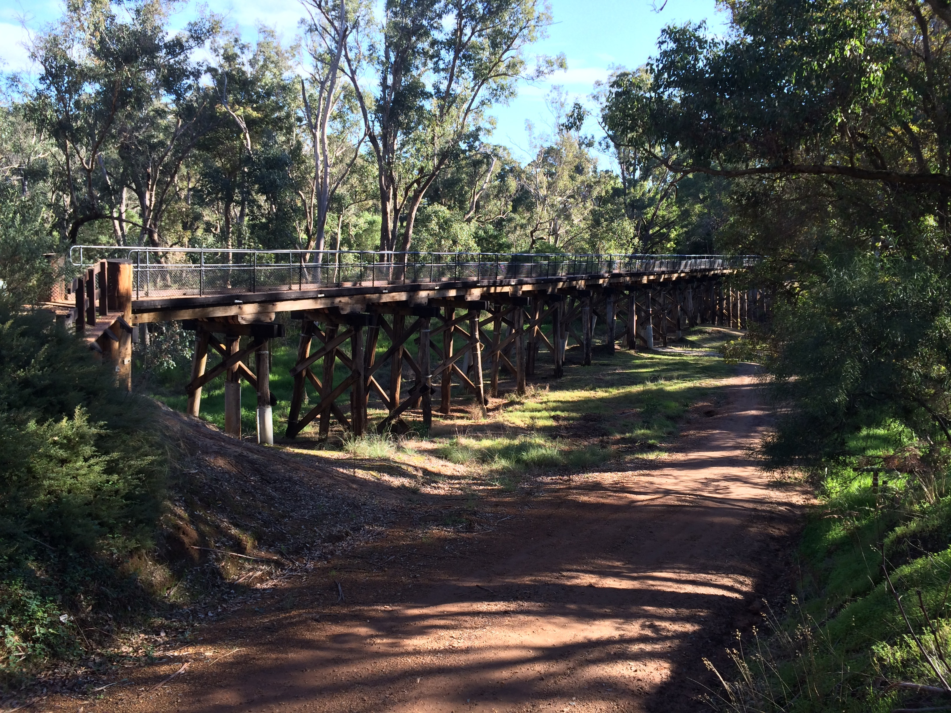 Blackwood River Bridge Nannup
