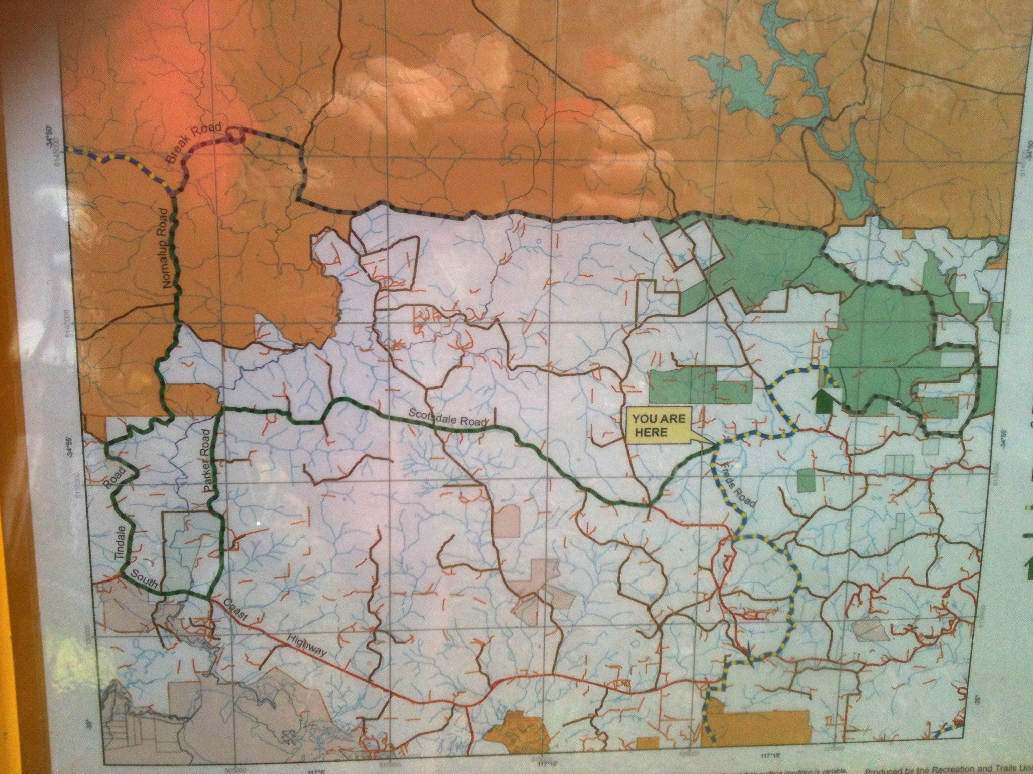 Map 8 Diversion Sept 2013