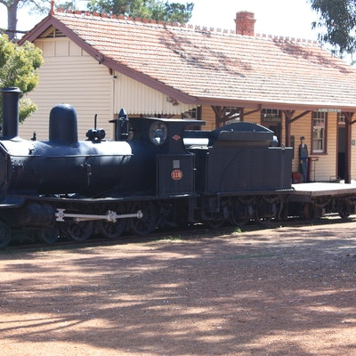 G118 at Kalamunda Heritage Village