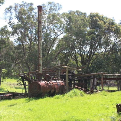 East Kirup Mill - ex Waterous?
