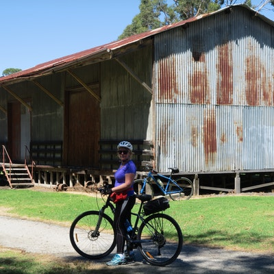 Goods shed, Yarra Junction