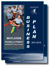 Maylands Peninsula Primary School - School Business Plan