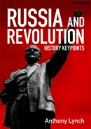 Russia and REvolution Book Cover