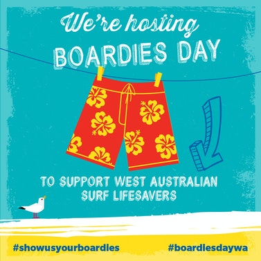 boardies day
