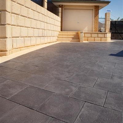 Charcoal Coral Pavers