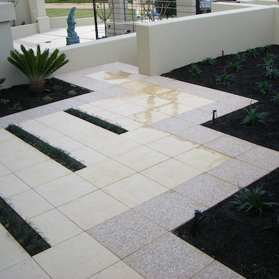 Ice Coral Pavers
